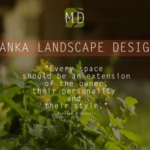 Manka Landscape Design web site project designed by imwebdesigner.com
