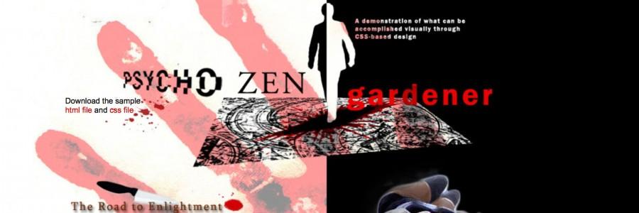 Custom Website design CSS Zen Garden by imwebdesigner.com