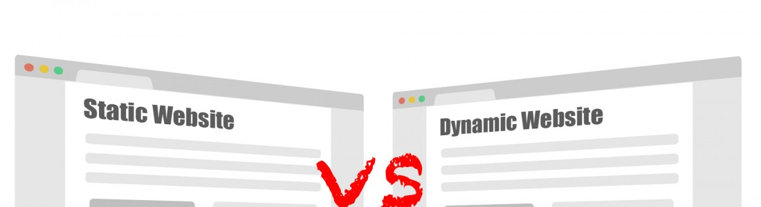 Static Website vs Dynamic Website - which one to choose