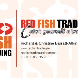 Red Fish Trading Business Card