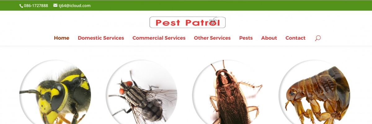 Pest Patrol Website Project